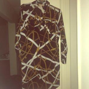Michael Kors Shirtdress with belt